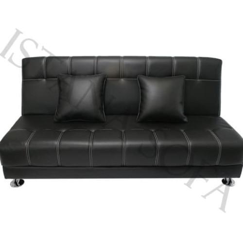 Foto Produk Sofa Bed Black White Stripe dari IstanaSofa