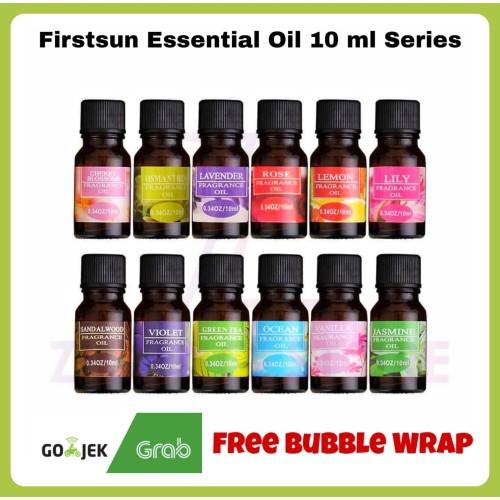 Foto Produk Essential Oil / Aroma Terapi / Aromatherapy / Pengharum Ruangan 10ml - Jasmine dari ZigZag-Store