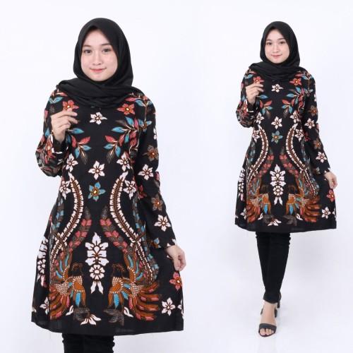 Foto Produk Baju atasan wanita tunik batik murmer dari TABASAMA