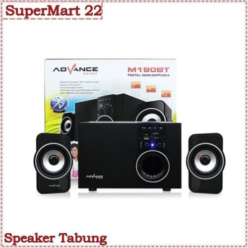 Foto Produk Speaker Bluetooth Advance M180BT dari Supermart 22