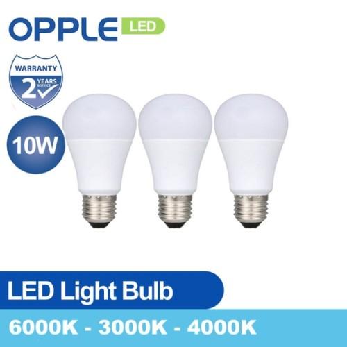 Foto Produk OPPLE LED Tunable Bulb 10 Watt 3X ( Bisa Berubah Warna) dari Opple Official Store