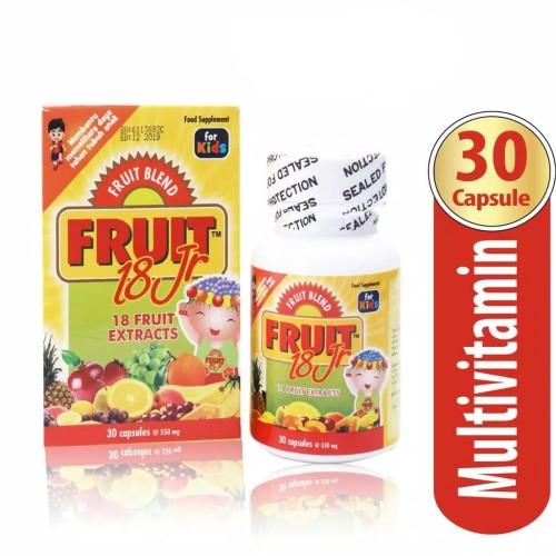 Foto Produk Fruit Blend 18 Junior isi 30 dari Ikhtiar Sembuh