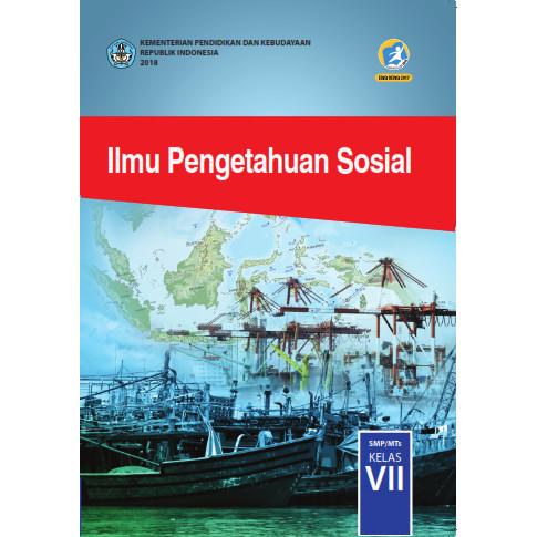 Foto Produk buku siswa dikbud ips smp kls 7 dari WAHANA BOOK