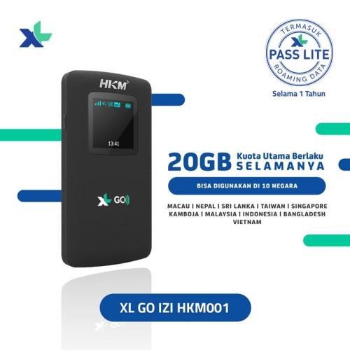 Foto Produk XL GO IZI - HKM001(20 GB) dari XL Axiata