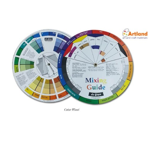 Foto Produk De goya color wheel 21cm dari Artland Indonesia