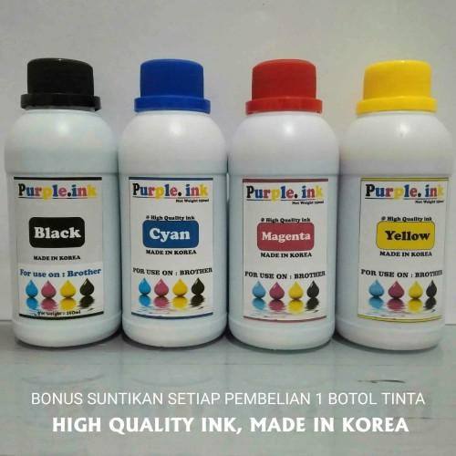 Foto Produk Tinta isi ulang / Refill untuk printer BROTHER ( isi 250ml ) dari KENANGA-COM