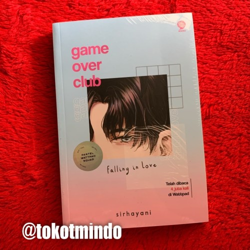 Foto Produk Novel GAME OVER CLUB : FALLING IN LOVE (Sirhayani) dari toko tmindo