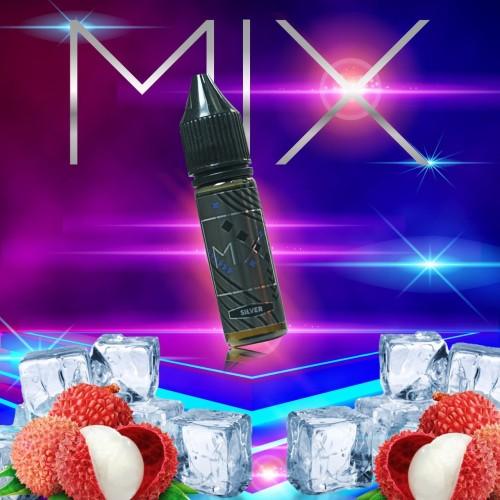 Foto Produk Mix - Silver Lychee 15ml Freebase 6mg Salt nicotine 20mg Liquid Pod dari VapeOi