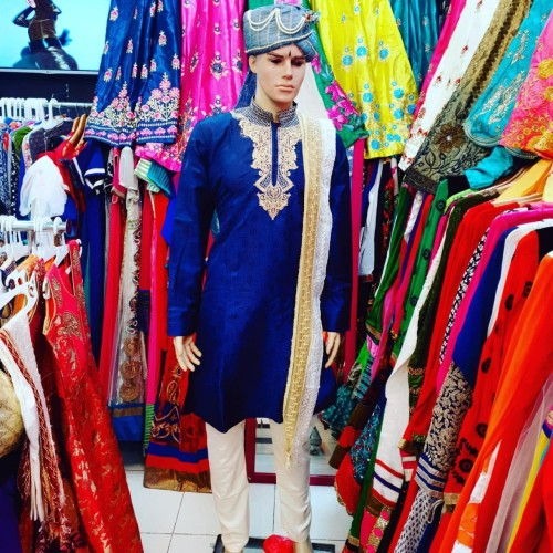 Foto Produk Baju India Pria Kurta Sherwani Baju Koko Pakistan dari Acev Pro