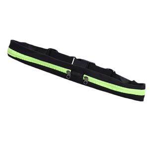 Foto Produk FREEKNIGHT Tas Pinggang Wanita Pria Olahraga Belt Go Belt TPL02 - Hijau dari Freeknight