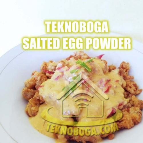 Foto Produk SUPPLIER RESEP SALTED EGG SAUCE ALA KFC BURGER KING MCD dari CV. TEKNO BOGA MANDIRI