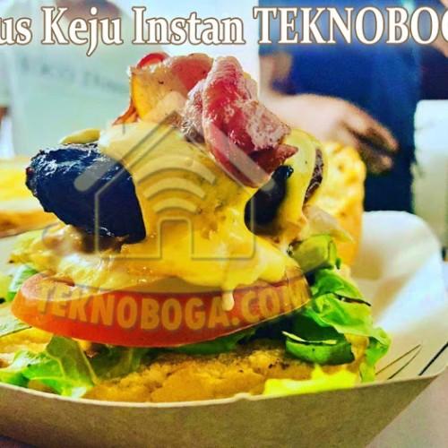 Foto Produk SUPPLIER HOT CHEESE SAUCE UNTUK PIZZA - KEBAB dari CV. TEKNO BOGA MANDIRI