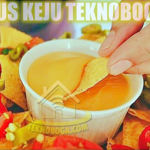 Foto Produk SUPPLIER RESEP HOT CHEESE SAUCE RECIPE dari CV. TEKNO BOGA MANDIRI