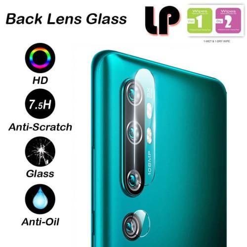 Foto Produk LP Camera Tempered Glass Xiaomi Mi Note 10 Pro - Cover Lensa Lens Kaca dari Logay Accessories