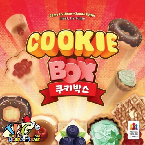 Foto Produk Cookie Box ( Original ) Board Game dari Toko Board Game