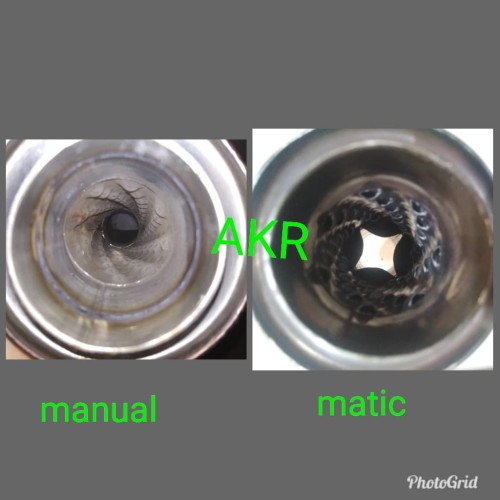 Foto Produk resonator mobil matic / resonator mobil manual / resonator mobil/ - matic dari AKR Anugrah Knalpot