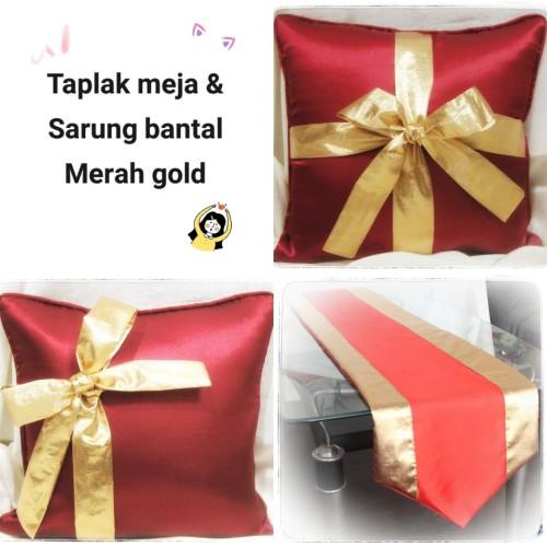 Foto Produk Christmas Cushion / Sarung Bantal Natal dari Pine Art