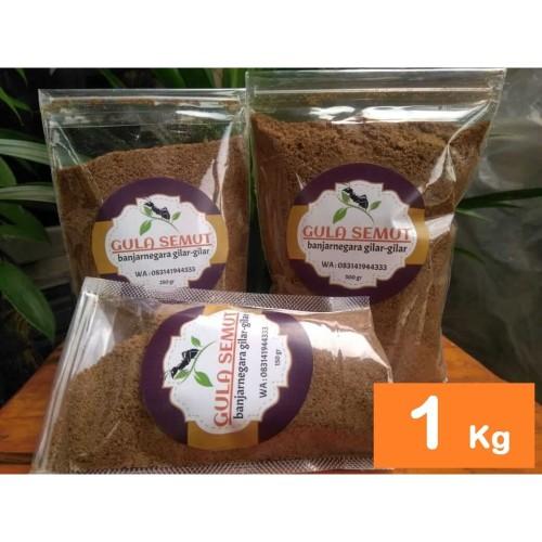Foto Produk Gula Semut Kristal Kelapa - Brown Sugar 1 Kg dari AWS Store Banjarnegara