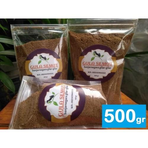 Foto Produk Gula Semut Kelapa Organik 500 Gram dari AWS Store Banjarnegara