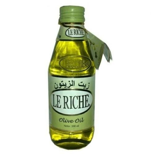 Foto Produk Minyak Zaitun Leriche / Le riche / Lerichi Olive oil 300 ml Original dari Nayla Agency