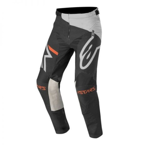 Foto Produk Celana Cross Alpinestar Racer Compas Pants - Light Gray Black Size 32 dari Thrill Bitz
