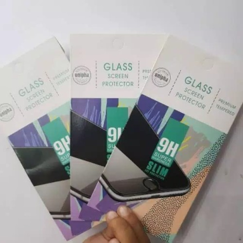 Foto Produk TEMPERED GLASS XIAOMI SAMSUNG REALME OPPO VIVO IPHONE ANTI GORES KACA dari J3_id