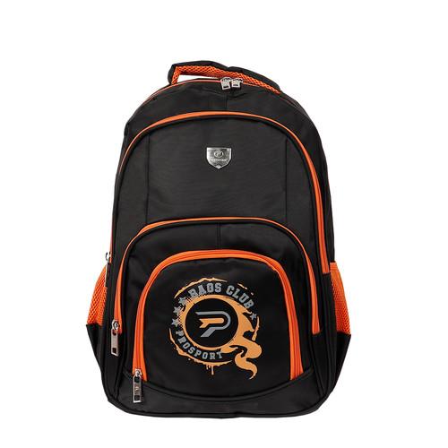 Foto Produk Prosport Backpack 2858-21 Black-Orange dari STUDIO TAS