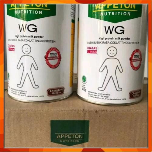 Foto Produk Appeton Weigth Gain Apeton Susu Penambah Berat Badan Dewasa 450 Gr dari Fauzan Sub 97