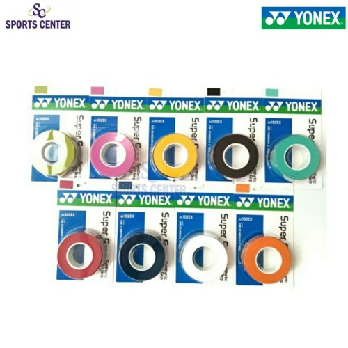 Foto Produk Super Grip Tape Yonex AC102EX / AC 102 EX ( 3 in 1 ) dari Sports Center