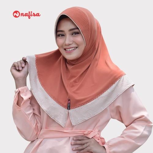 Foto Produk jilbab nafisa nabilah/kerudung merk/kerudung casual dari Nafisa