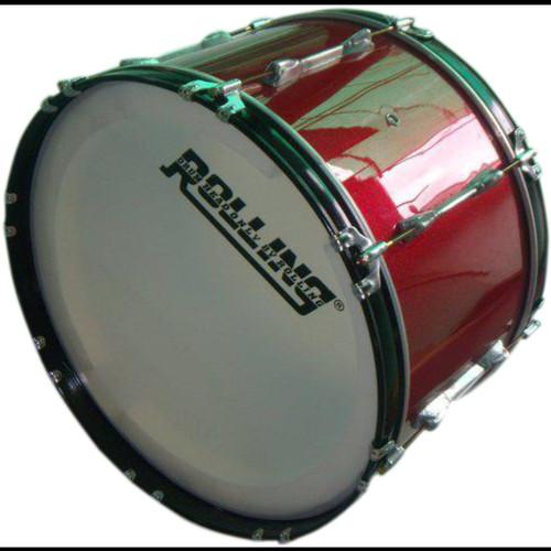 Foto Produk Bass drum 18 inc suporter dari indonesia raya perkusi