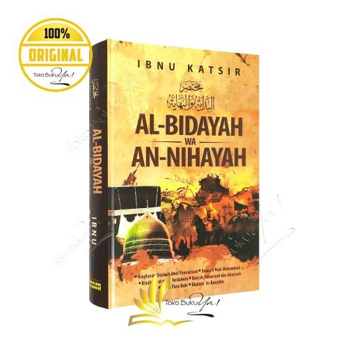 Foto Produk Al Bidayah Wan Nihayah - Insan Kamil dari Toko Buku Ya