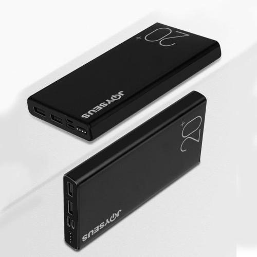 Foto Produk Power Bank JOYSEUS Portable Charging Ultra thin 20000mah - PB0014 dari Joyseus Official Store