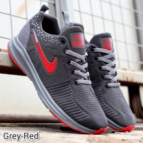 Foto Produk Sepatu Olahraga Nike Pria Running Zoom Gym Jogging Import dari Bandung Footwear Store