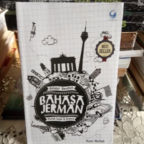 Foto Produk belajar sendiri bahasa jerman dari toko buku pangaribuan