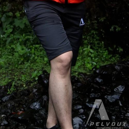 Foto Produk Pelvoux Durrand Celana Pendek/Short Pants Quickdry Original - Hitam, M dari MTMA_STUFF