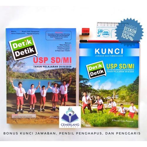 Jual Buku Detik Detik Usp Un Usbn Sd Mi 2020 Intan Pariwara Original Kota Semarang Toko Buku Cemerlang Tokopedia