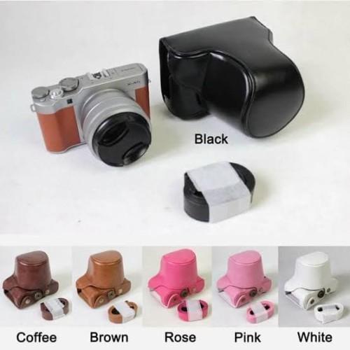 Foto Produk leather case fujifilm xa5 dari delicia boutique