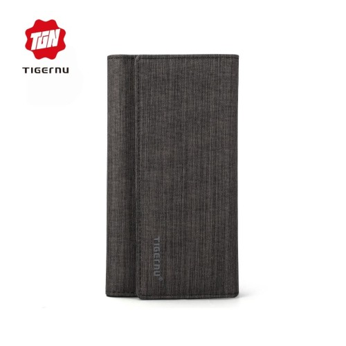 Foto Produk TIGERNU T-S8080 Men Long Casual Style Wallet - Dompet Pria - COFFEE dari TIGERNU