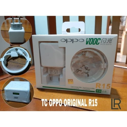 Foto Produk Charger OPPO Original Vooc Fast Charging 4 Ampere Adaptor plus cabel dari Brother88cell