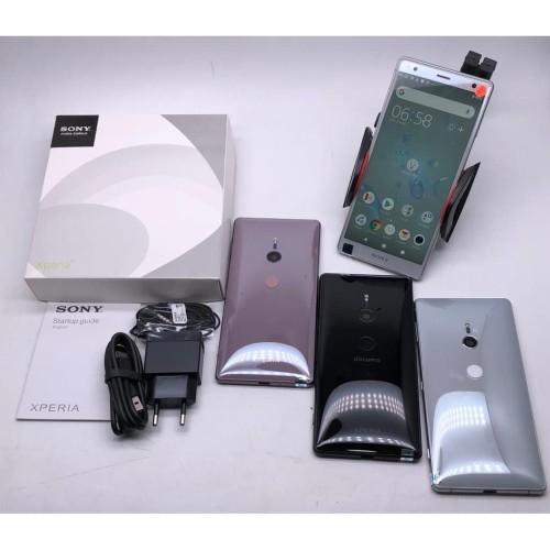 Foto Produk Sony Xperia XZ2 64 GB AU Bkn DOCOMO - FULLSET - 64GB - COD Jakarta dari bstore_jakarta