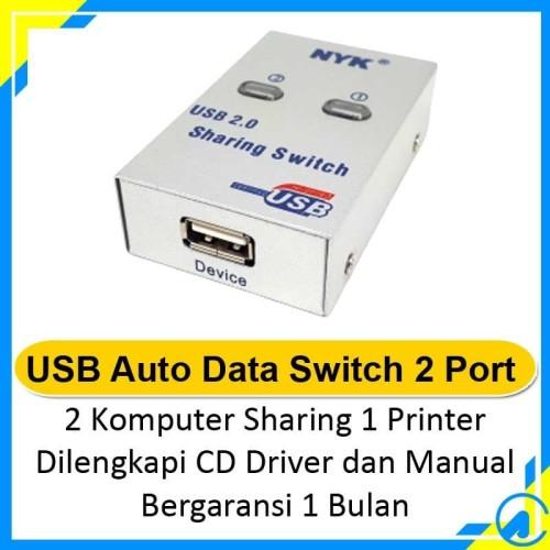Foto Produk USB Auto Data Switch 2 Port dari Artica Computer