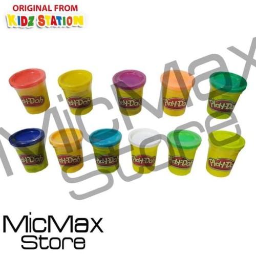 Foto Produk HOT SALE.!!! Play Doh Single lilin Playdoh Original Playdoh Tub dari tiaranovitasari132