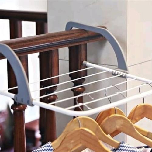 Foto Produk HG-Gantungan Serbaguna Hanger Balkon Jemuran Multifungsi untuk Rumah dari Hitz Gallery