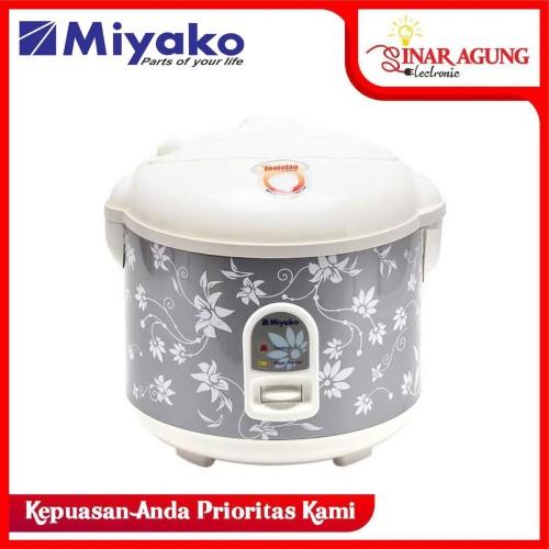 Foto Produk Rice Cooker Miyako MCM 528 - Putih dari sinar agung electronic