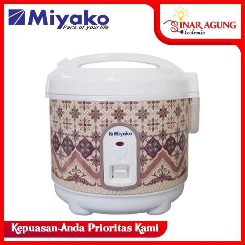 Foto Produk Miyako PSG 607 Rice Cooker dari sinar agung electronic