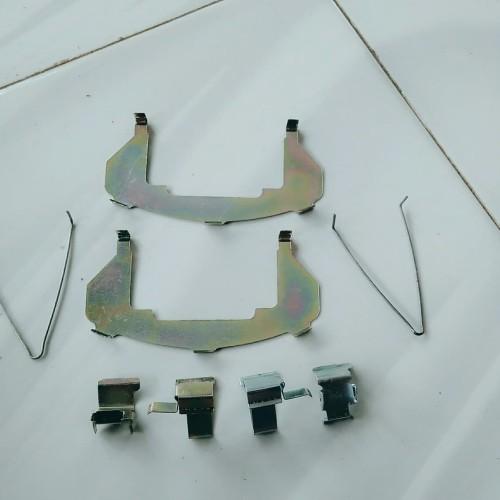 Foto Produk plat kampas rem cakram depan kijang kapsul dari double div motor
