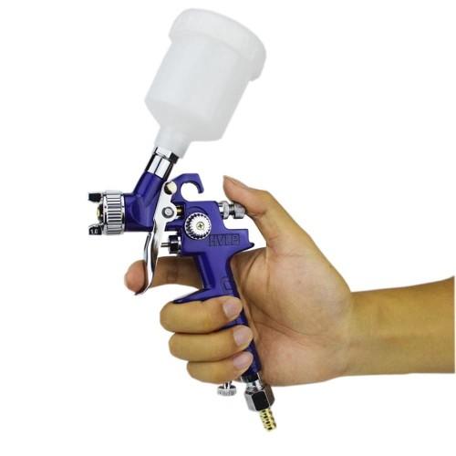 Foto Produk AETool Professional Spray Gun Nozzle HVLP Airbrush 1.0mm dari Oya Online Computer