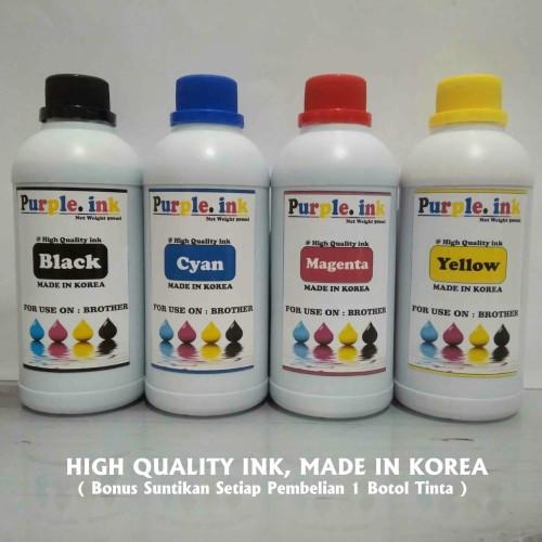 Foto Produk Tinta isi ulang / Refill untuk printer BROTHER ( isi 500ml ) dari KENANGA-COM