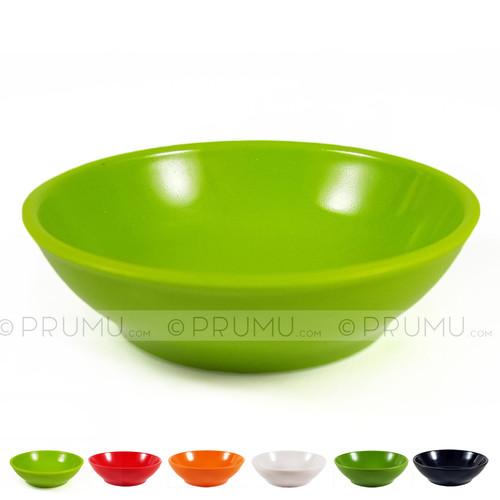 Foto Produk Piring Sambal | Piring sambel | Piring Cabe | Piring kecil - A 1025 - Hijau Muda dari PRUMU dot com
